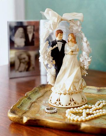 Wedding Cake Toppers   Vintage Wedding Cake Toppers wedding cake topper