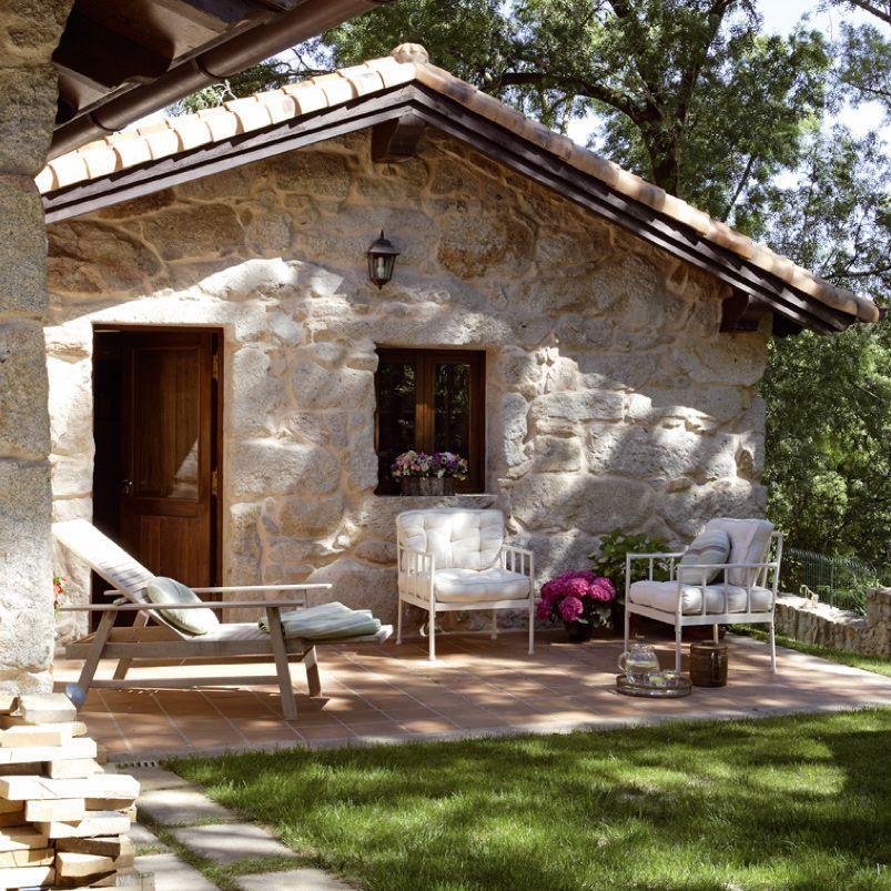Porches De Estilos Casa De