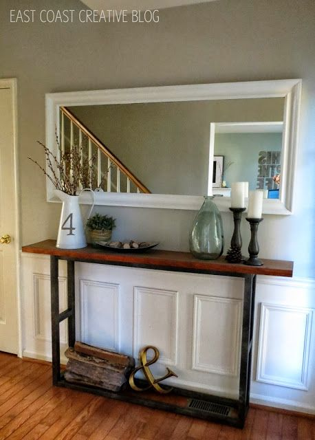 10 Ways To Fake An Entryway Entryway Decorating Tips