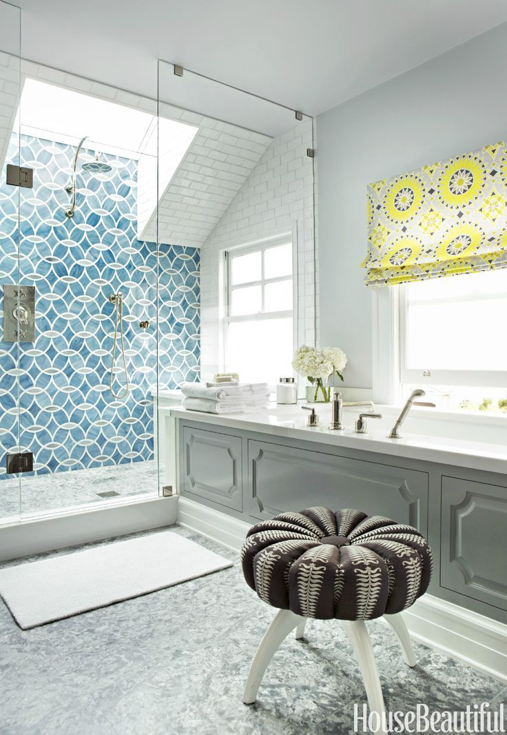 30  Bathroom Tile Design Ideas   Tile Backsplash and Floor Designs     image