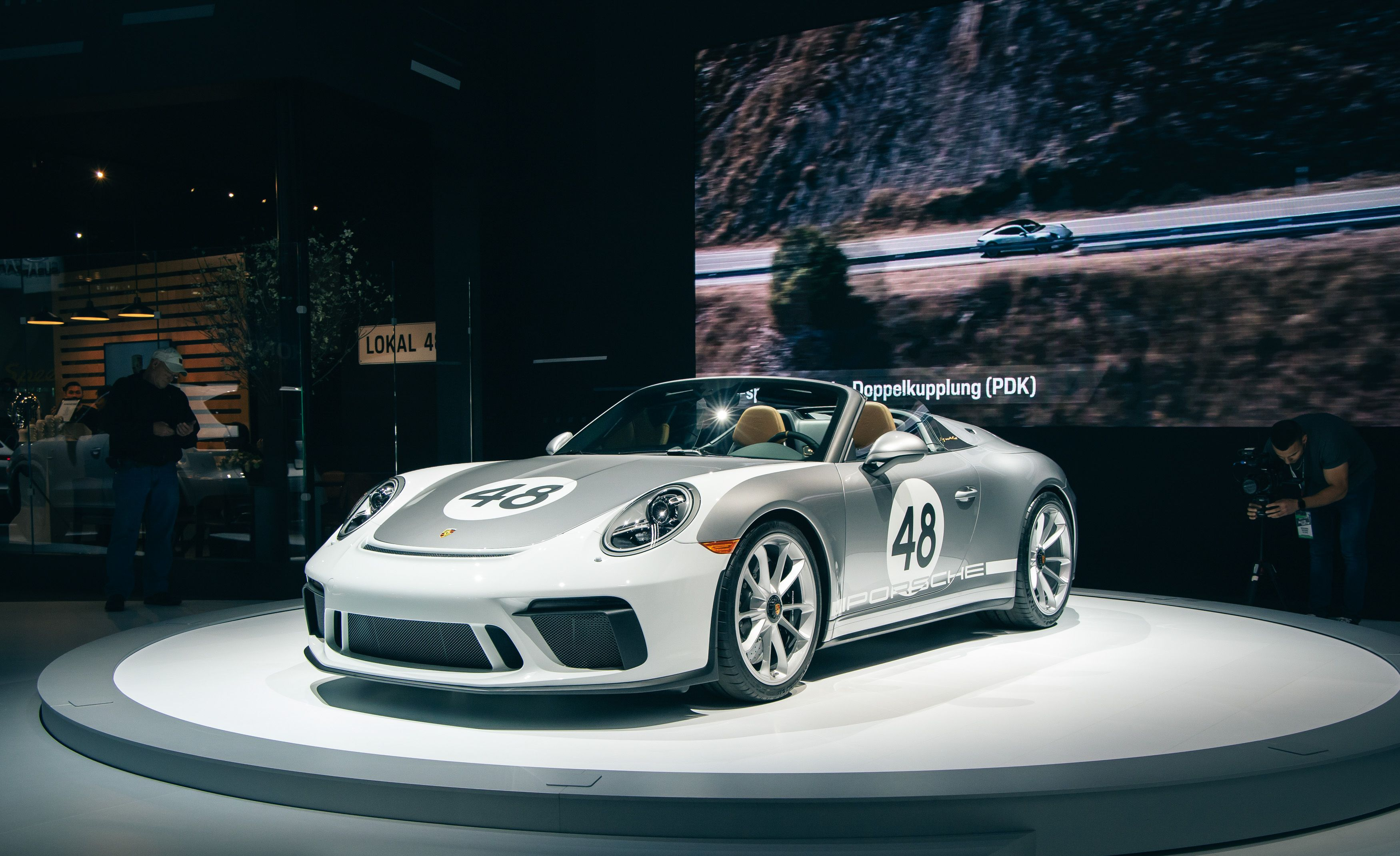 2019 Porsche 911 Speedster Price Release Date Special Edition