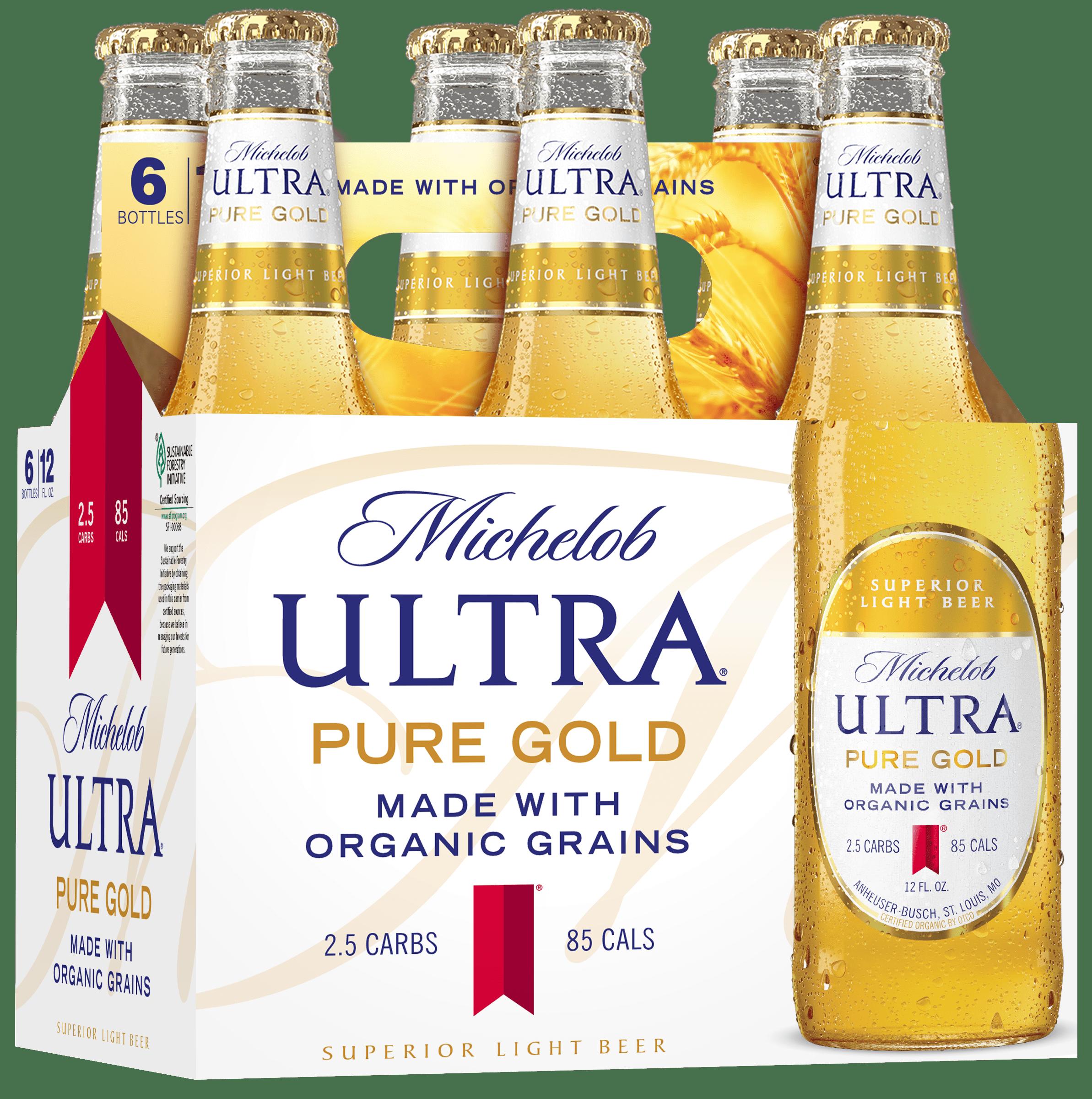 Michelob Ultra Light Calories