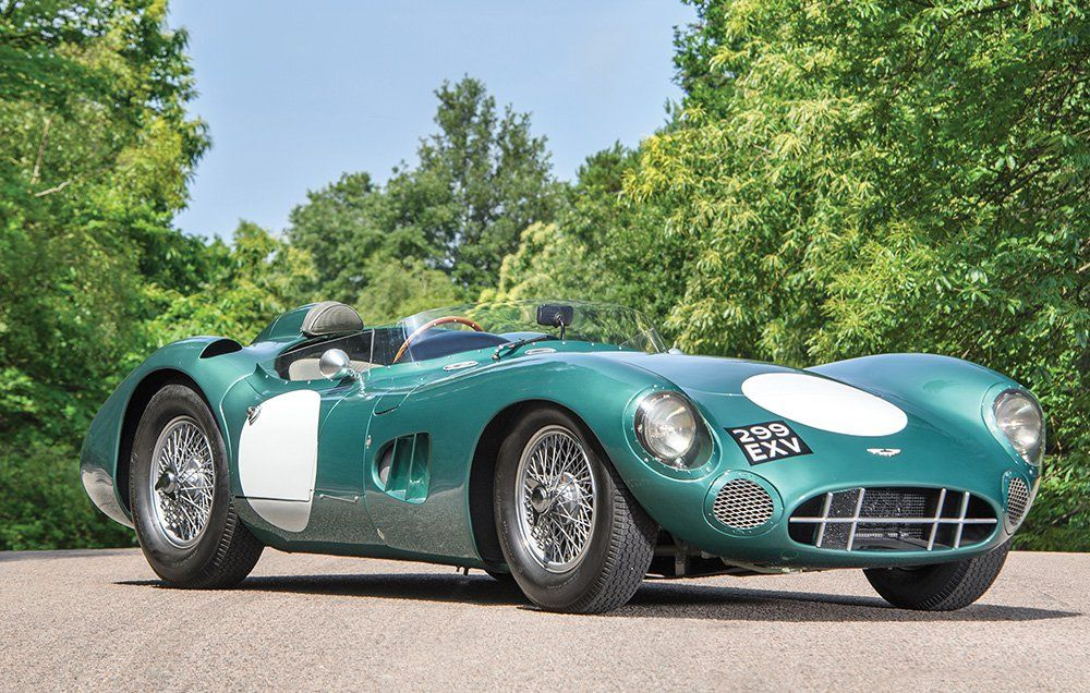 The 10 Most Expensive Sports Cars for Sale at Pebble Beach   Men s     Aston Martin DBR1