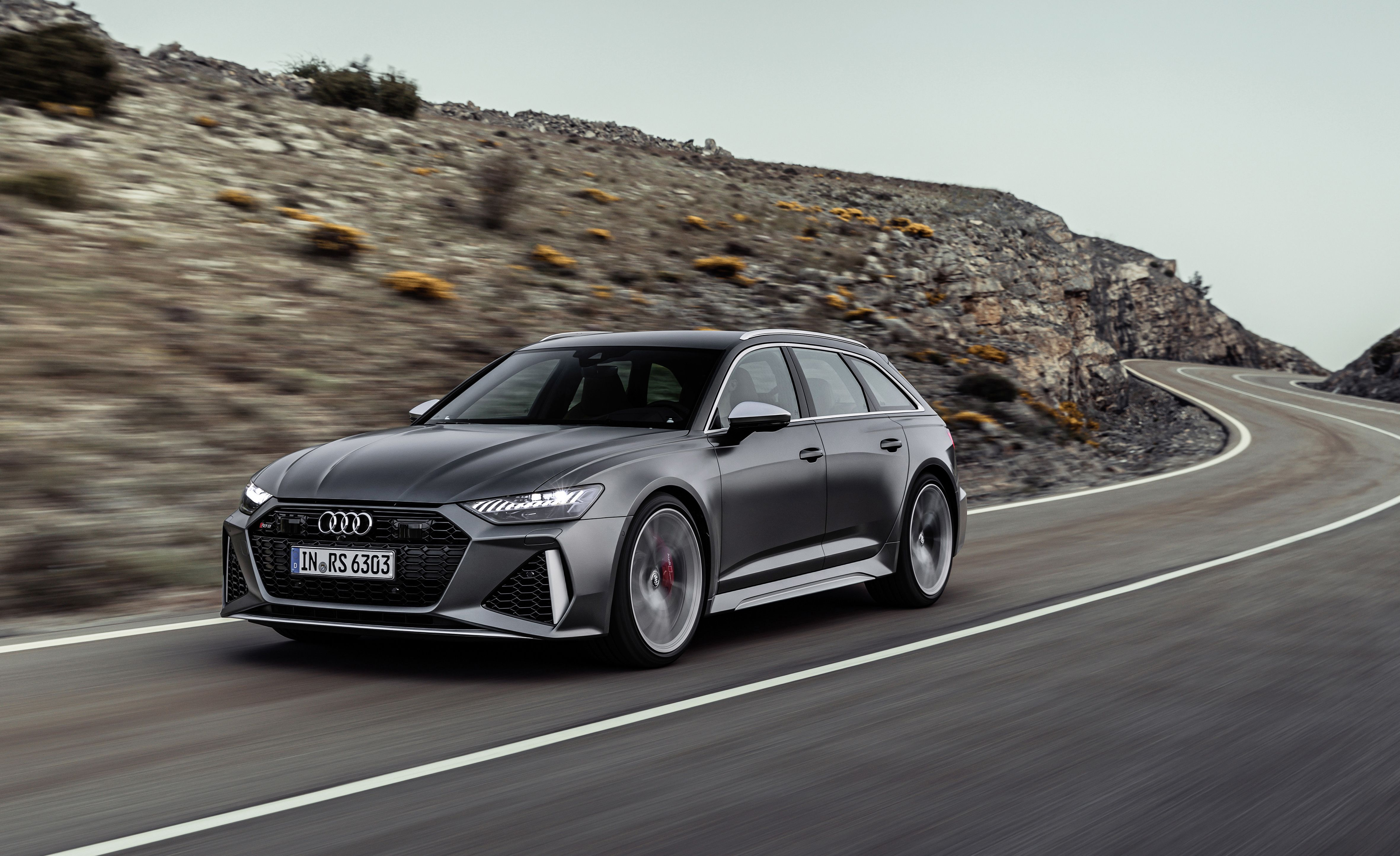 See The 2020 Audi Rs6 Avant From Every Angle