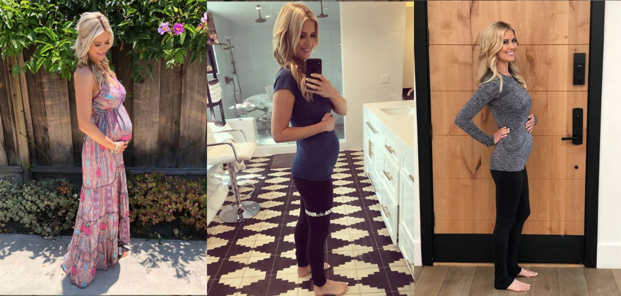 When Is Christina Anstead S Due Date Everything You Need