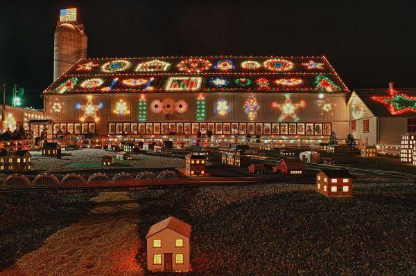 christmas lights usa # 16