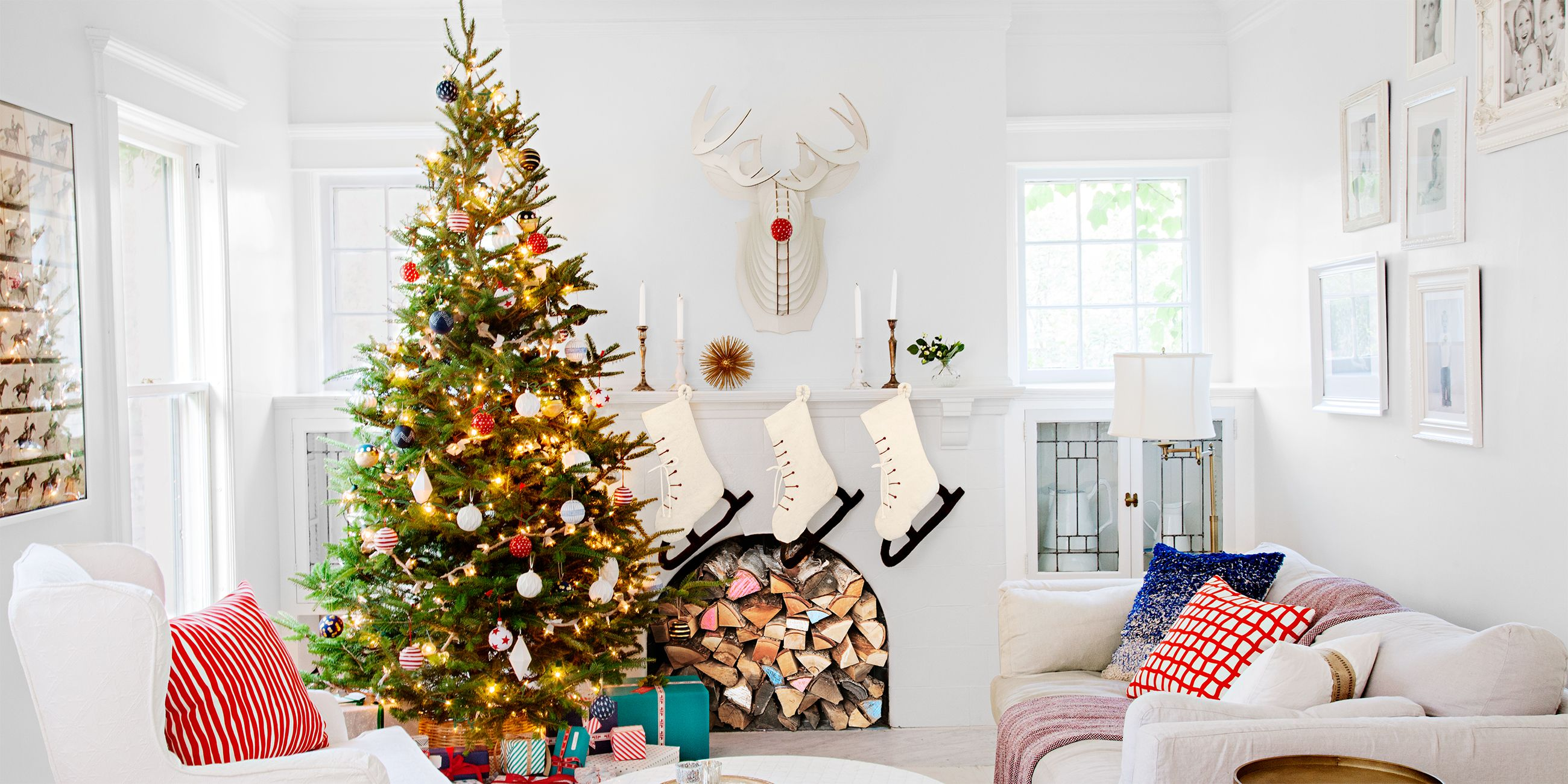 60  Best Christmas Tree Decorating Ideas   How to Decorate a     christmas tree decorating ideas