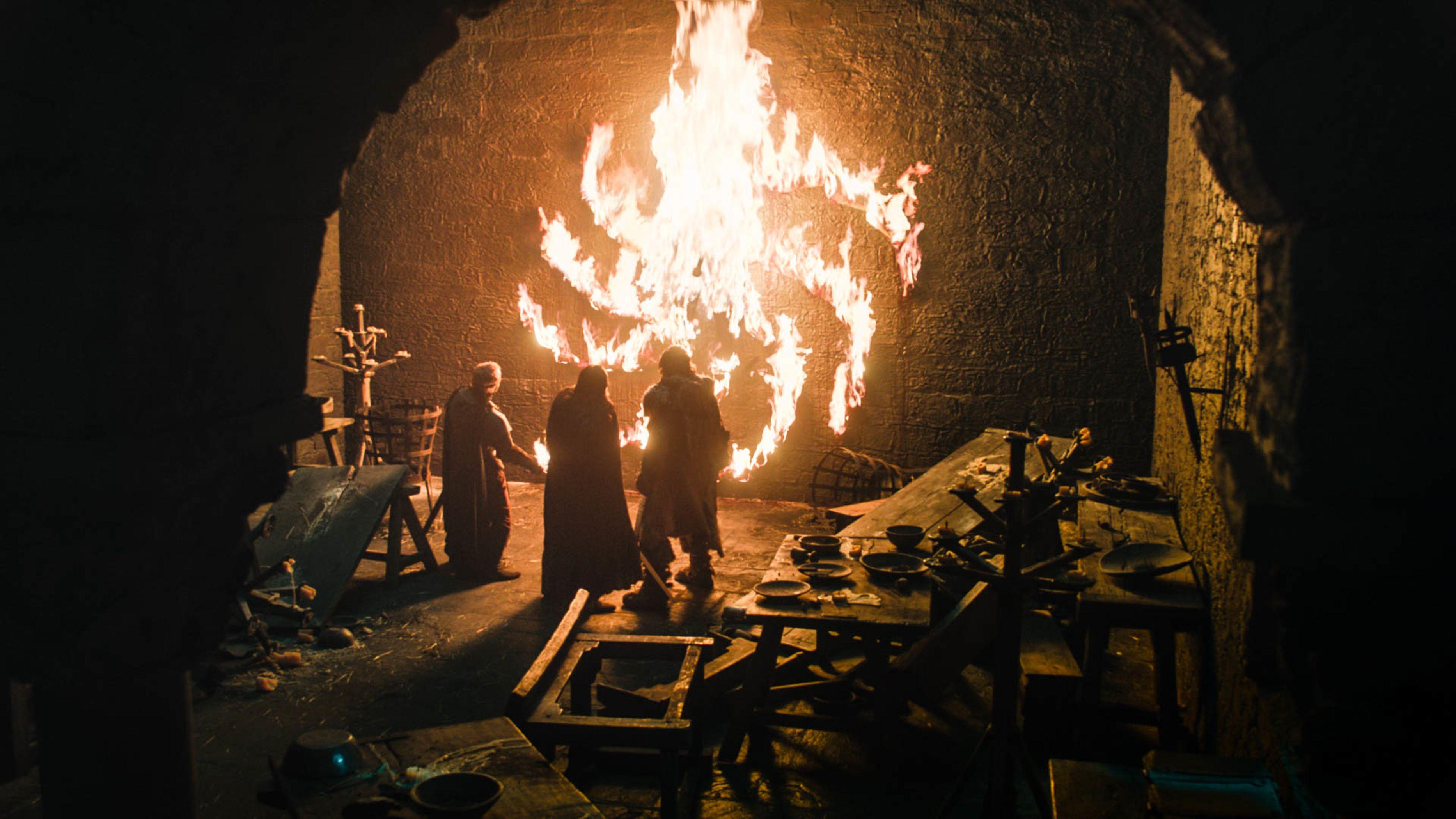Game Of Thrones White Walker Spiral Symbol Explained