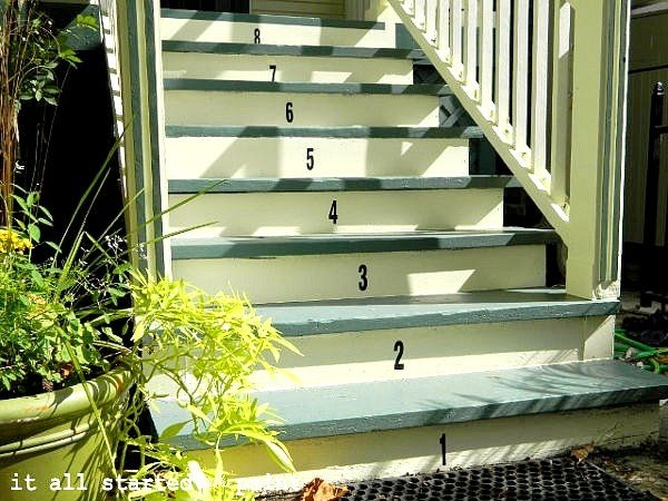 20 Diy Front Step Ideas Creative Ideas For Front Entry Steps   Handrails For Porch Steps   Elderly   Makeover   Metal   Back Porch   Aluminum