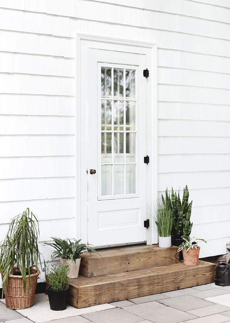 20 Diy Front Step Ideas Creative Ideas For Front Entry Steps | Outside Steps For House | Front Door | Entryway | Decorative | Ranch Style House | Beautiful