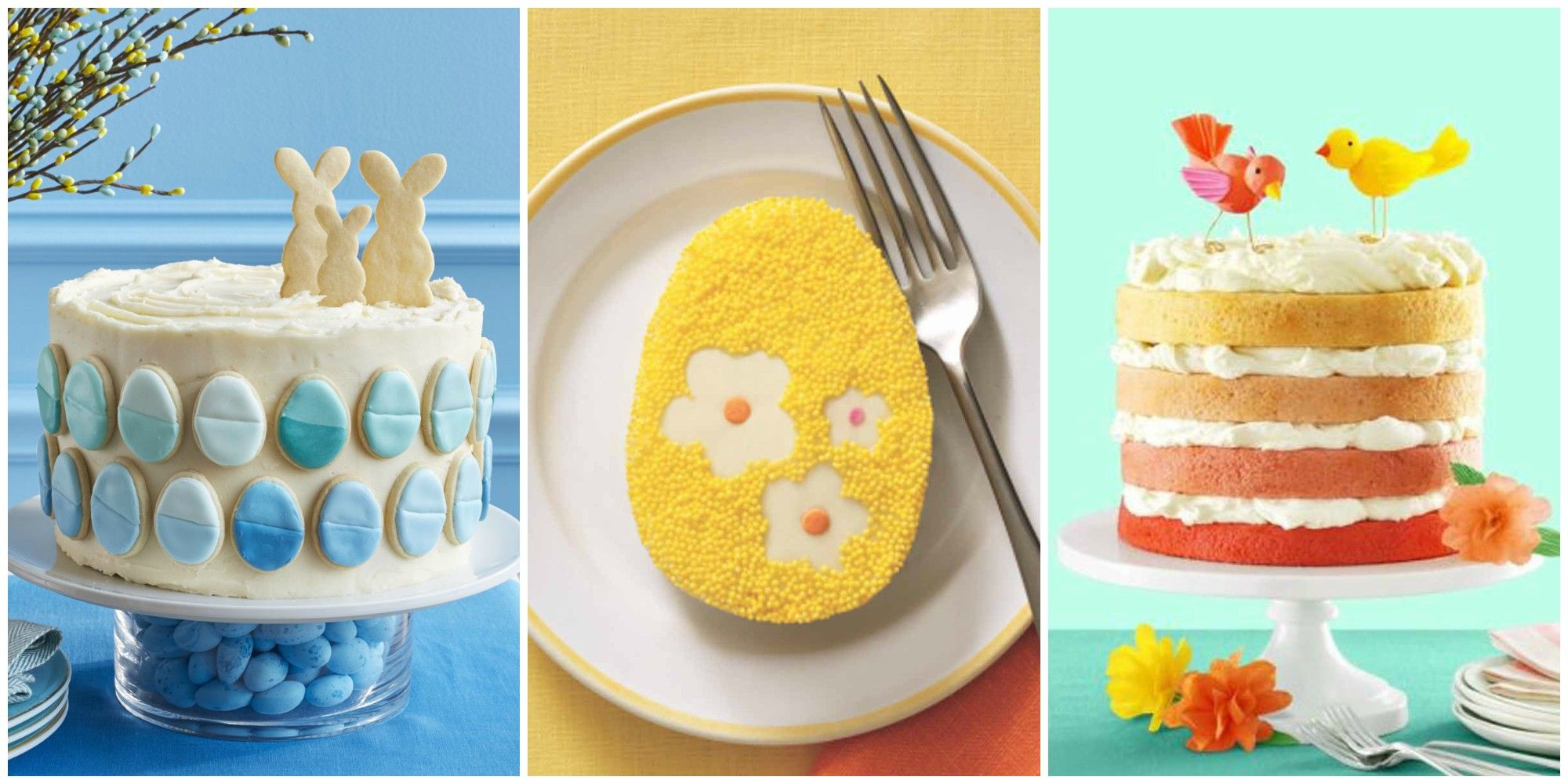 Easter Cakes Toddlers