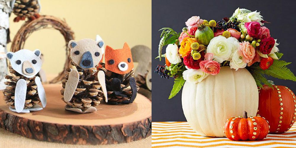 30 Best Fall Home Decorating Ideas 2018   Autumn Decorations for     30 Best Fall Home Decorating Ideas 2018   Autumn Decorations for Your House