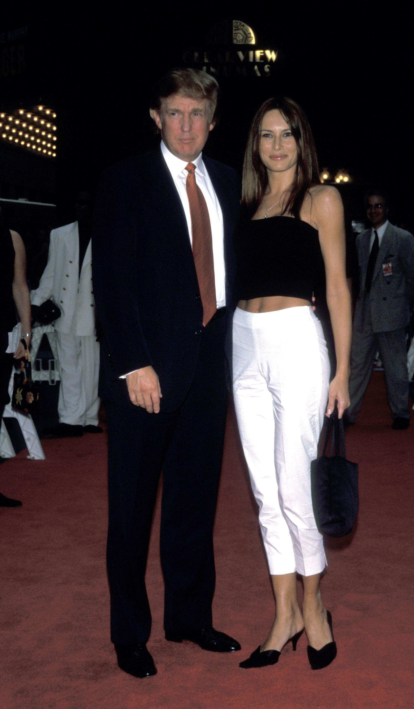 Melania Trump Style Before the White House - Melania ...