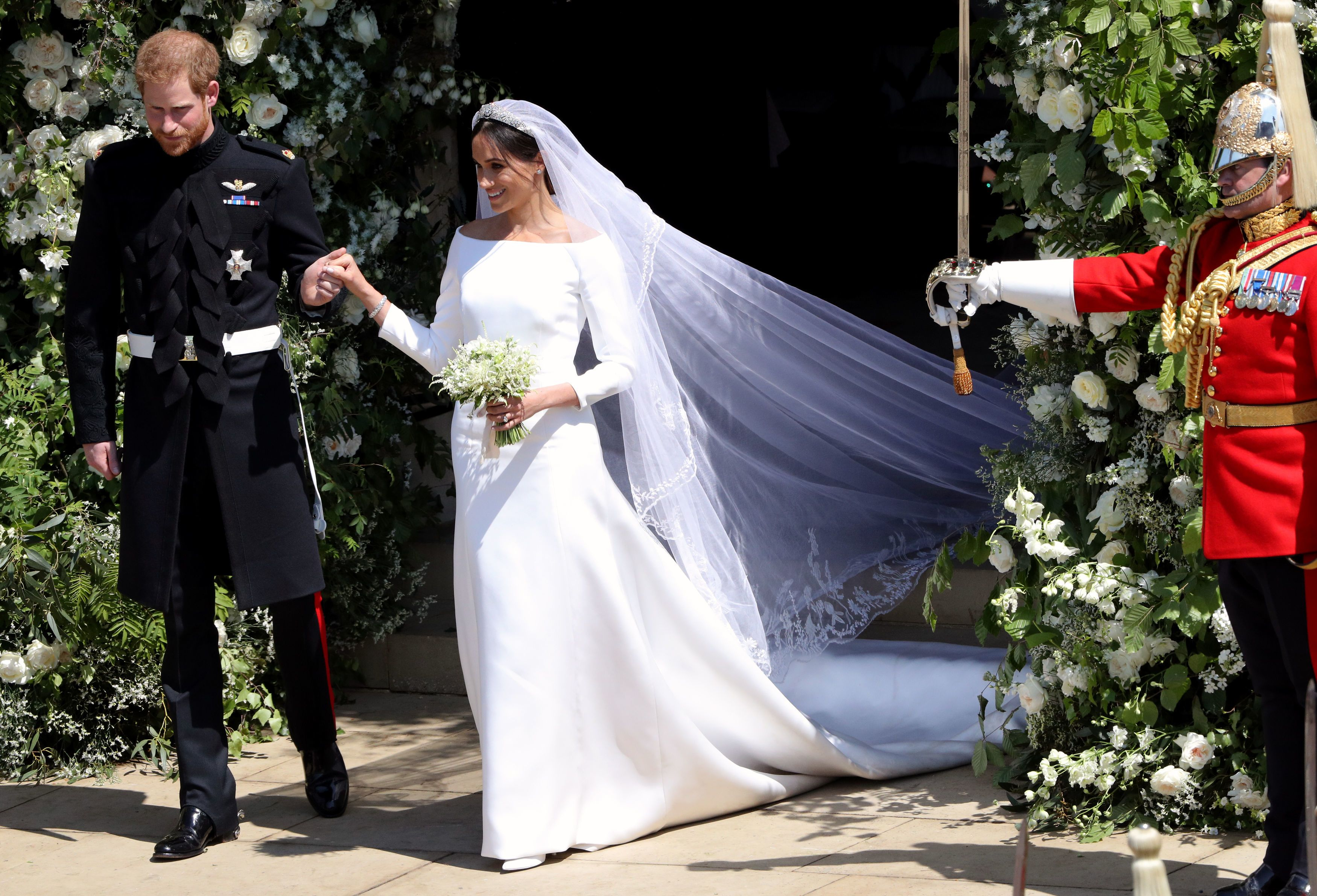 How Much Did The Royal Wedding Cake Cost    Price of Harry and     Royal Wedding 2018