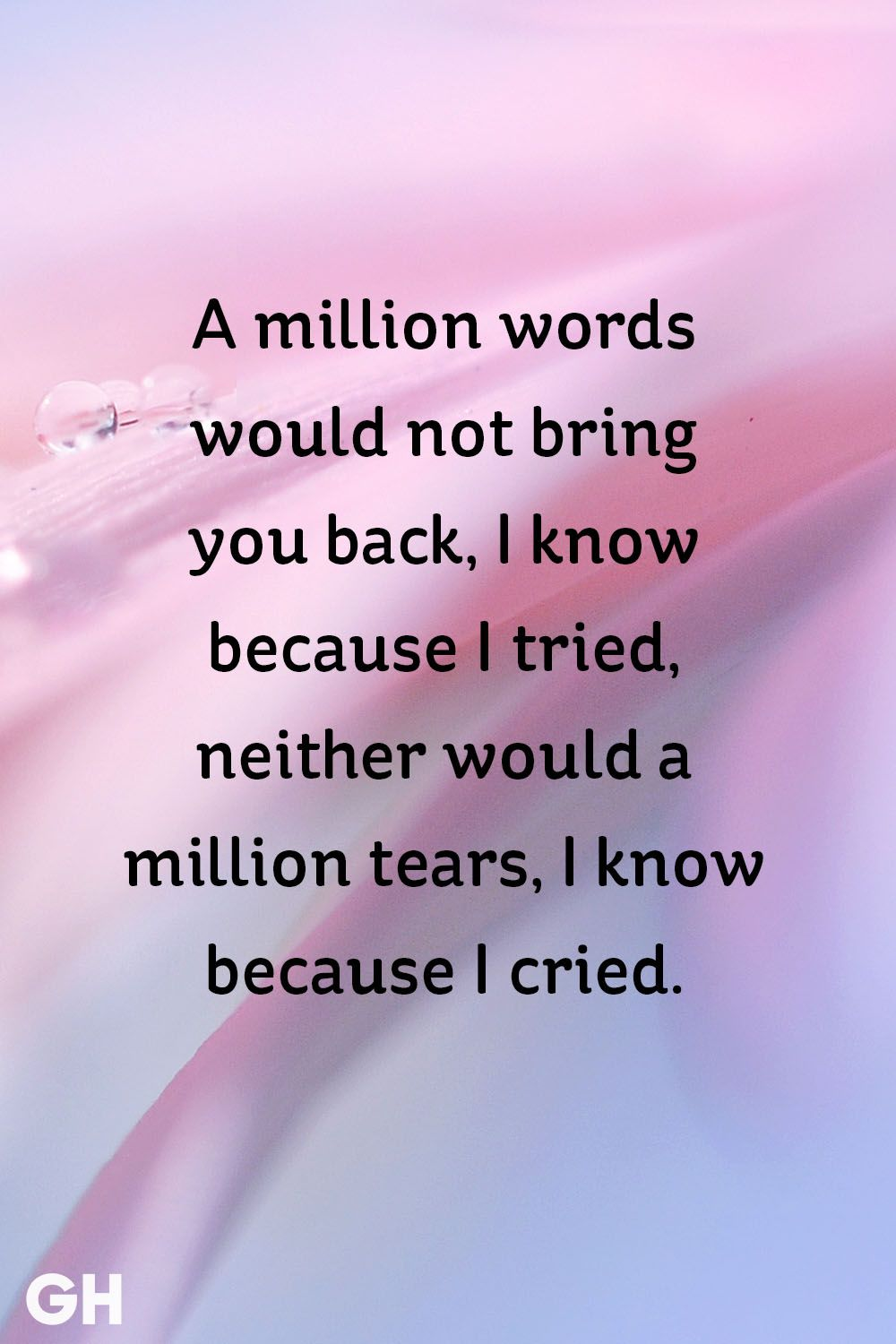 Image of: Best Sad Quotes Good Housekeeping 16 Best Sad Quotes Quotes Sayings About Sadness And Tough Times