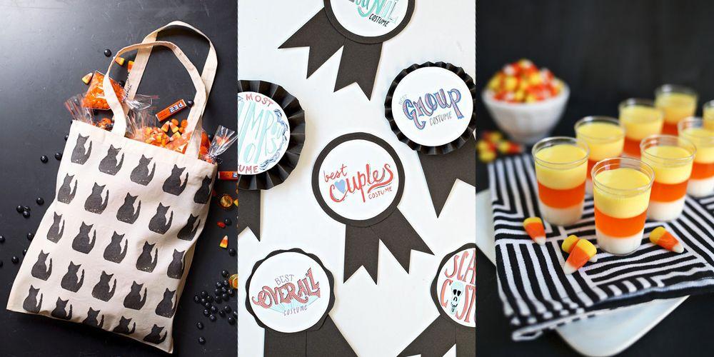 72 Fun Halloween Party Ideas Best Halloween Party Themes