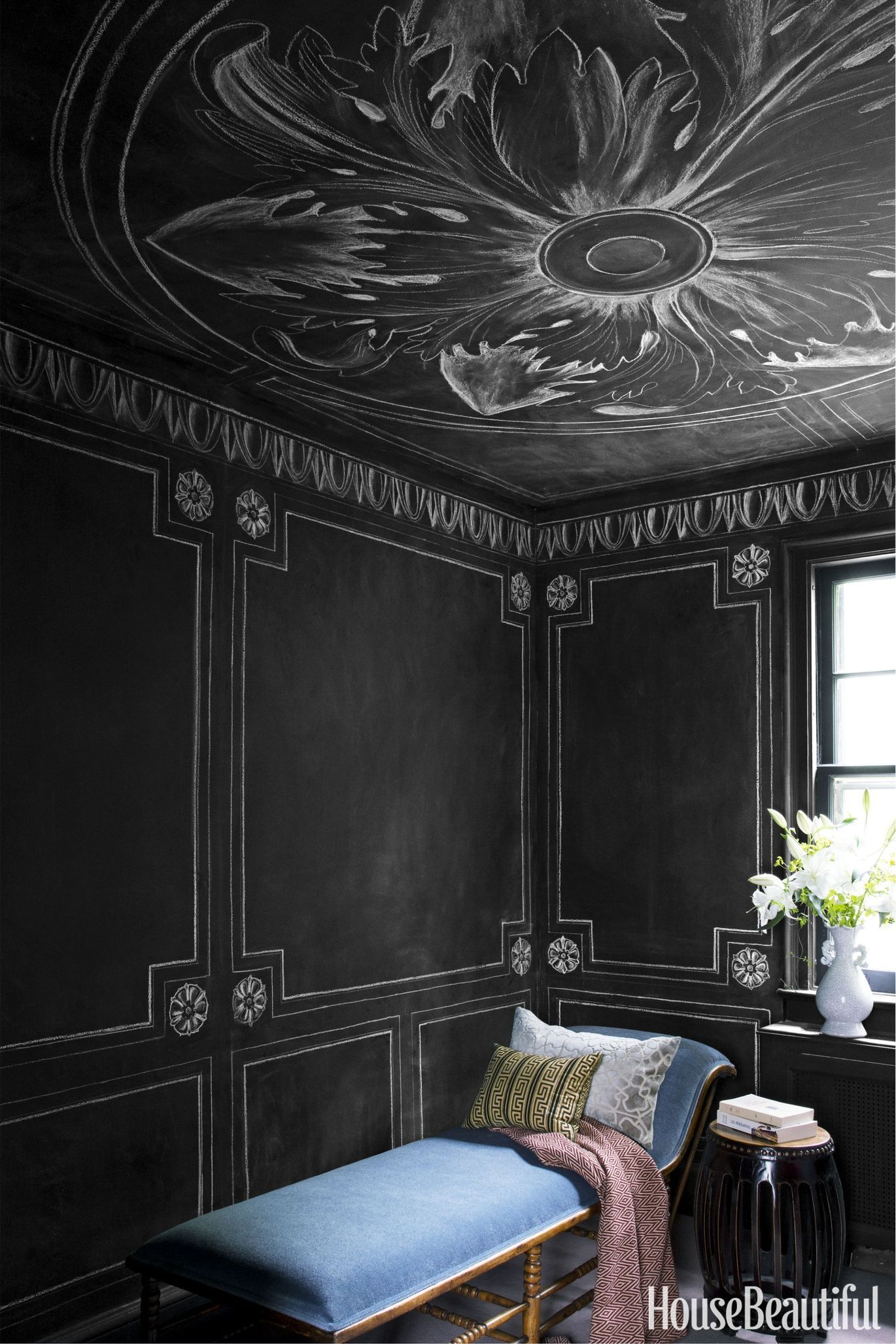 15 Black Home Decor and Room Ideas   Decorating with Black image