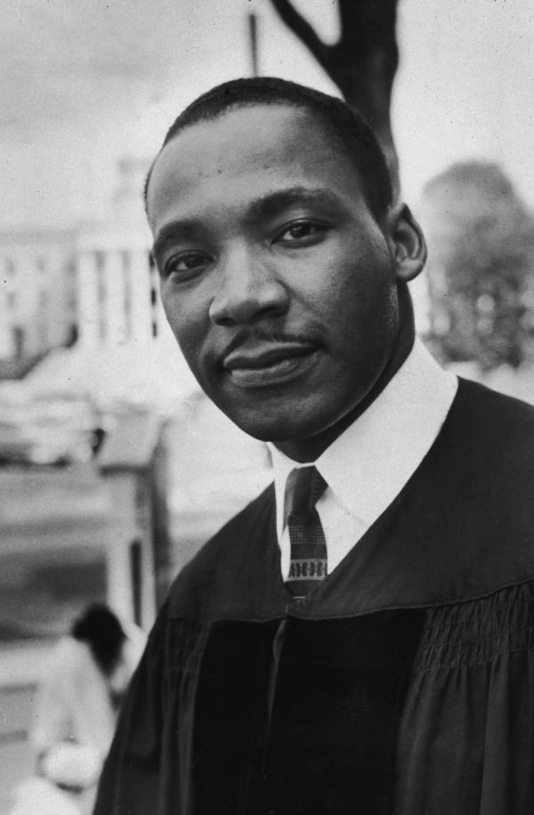 martin luther king # 85