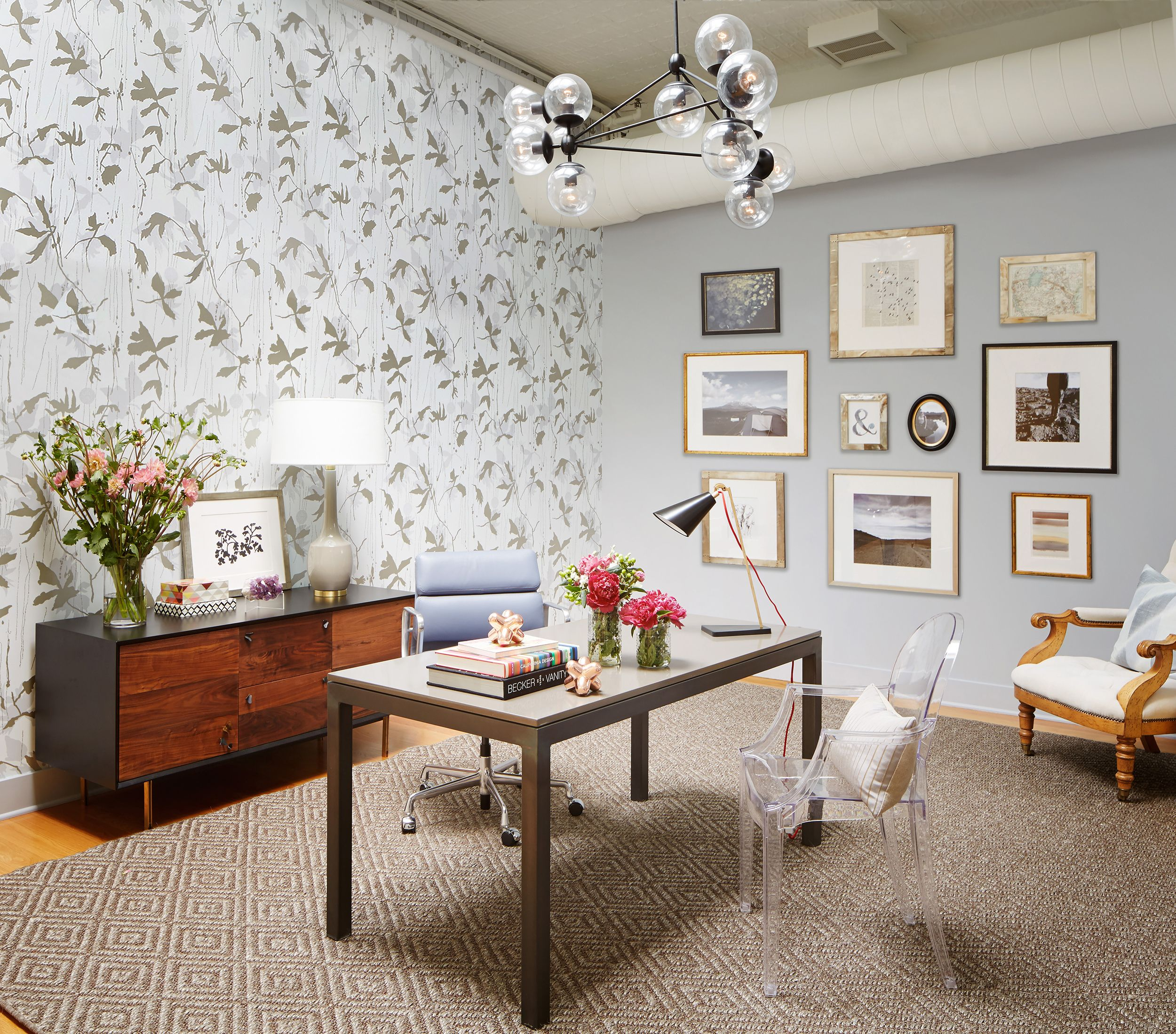 22 Stylish Accent Wall Ideas How To Use Paint Wallpaper