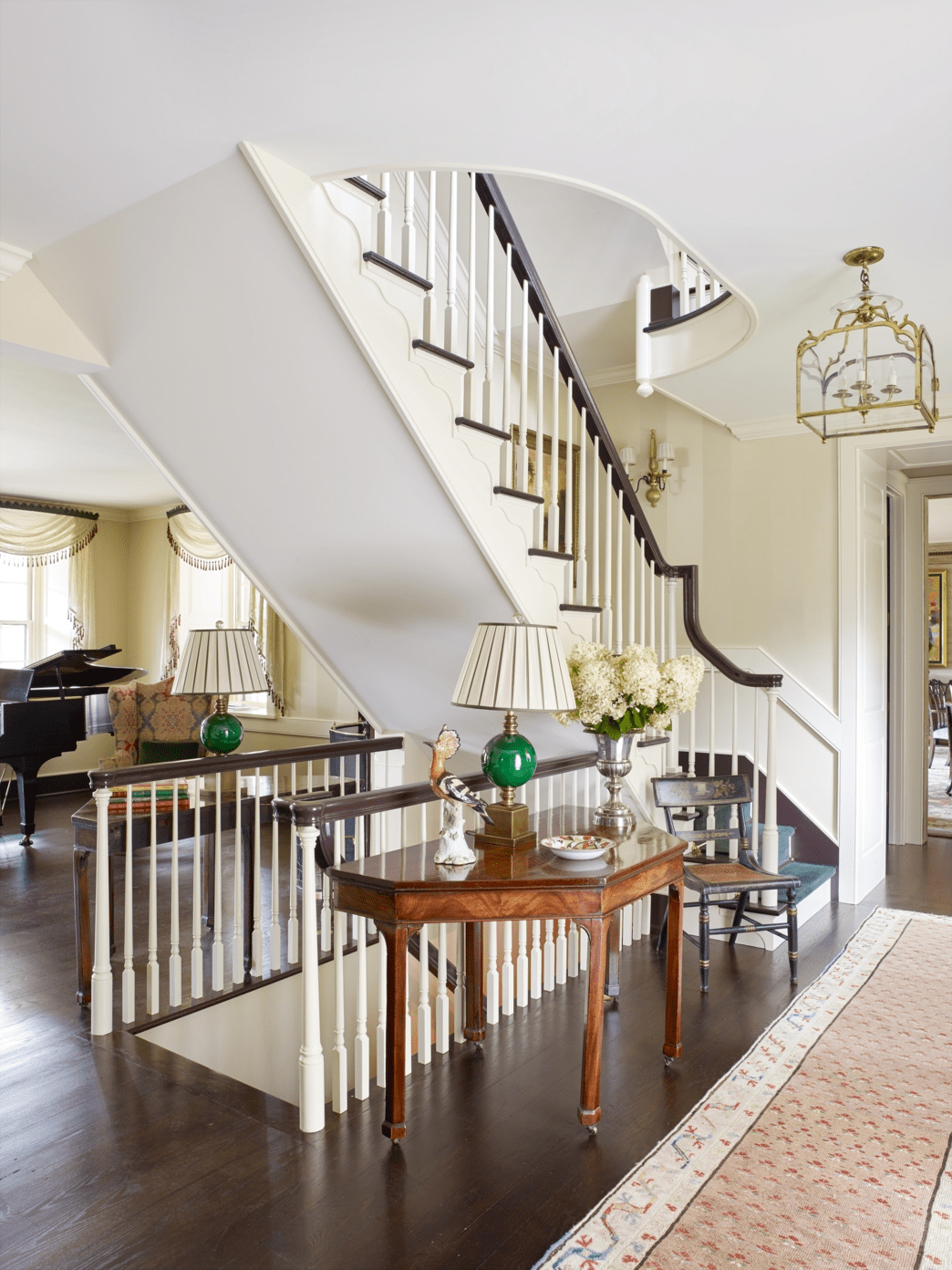 36 Stunning Staircases Ideas Gorgeous Staircase Home Designs   Half Wall Staircase Design   Railing   Limited Space Small Stair   Kitchen   Closed   Contemporary
