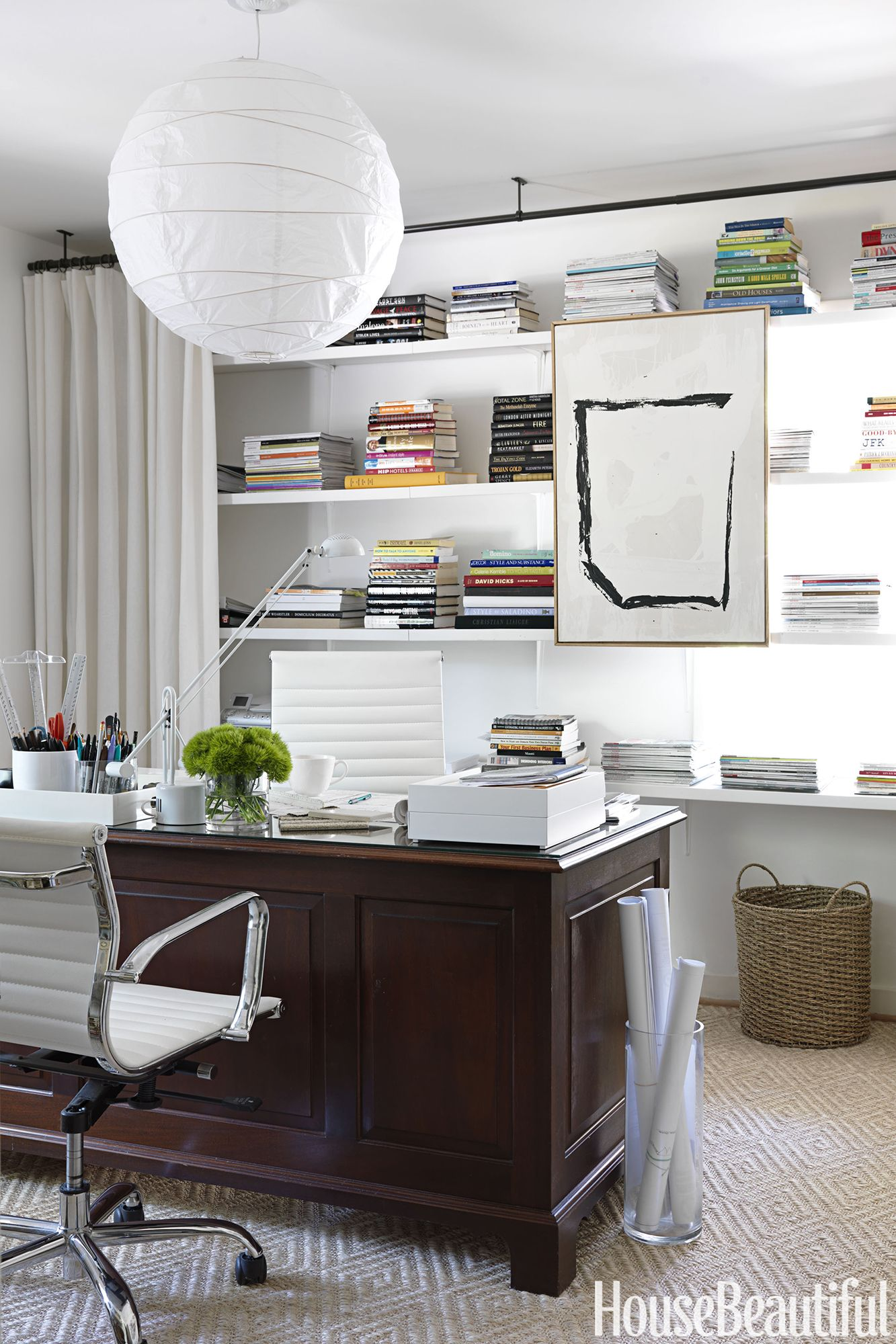 20 Best Home Office Decorating Ideas   Home Office Design Photos