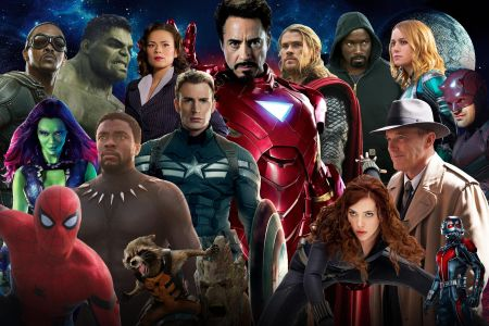 MCU In Order - Marvel Cinematic Universe In Chronological Order