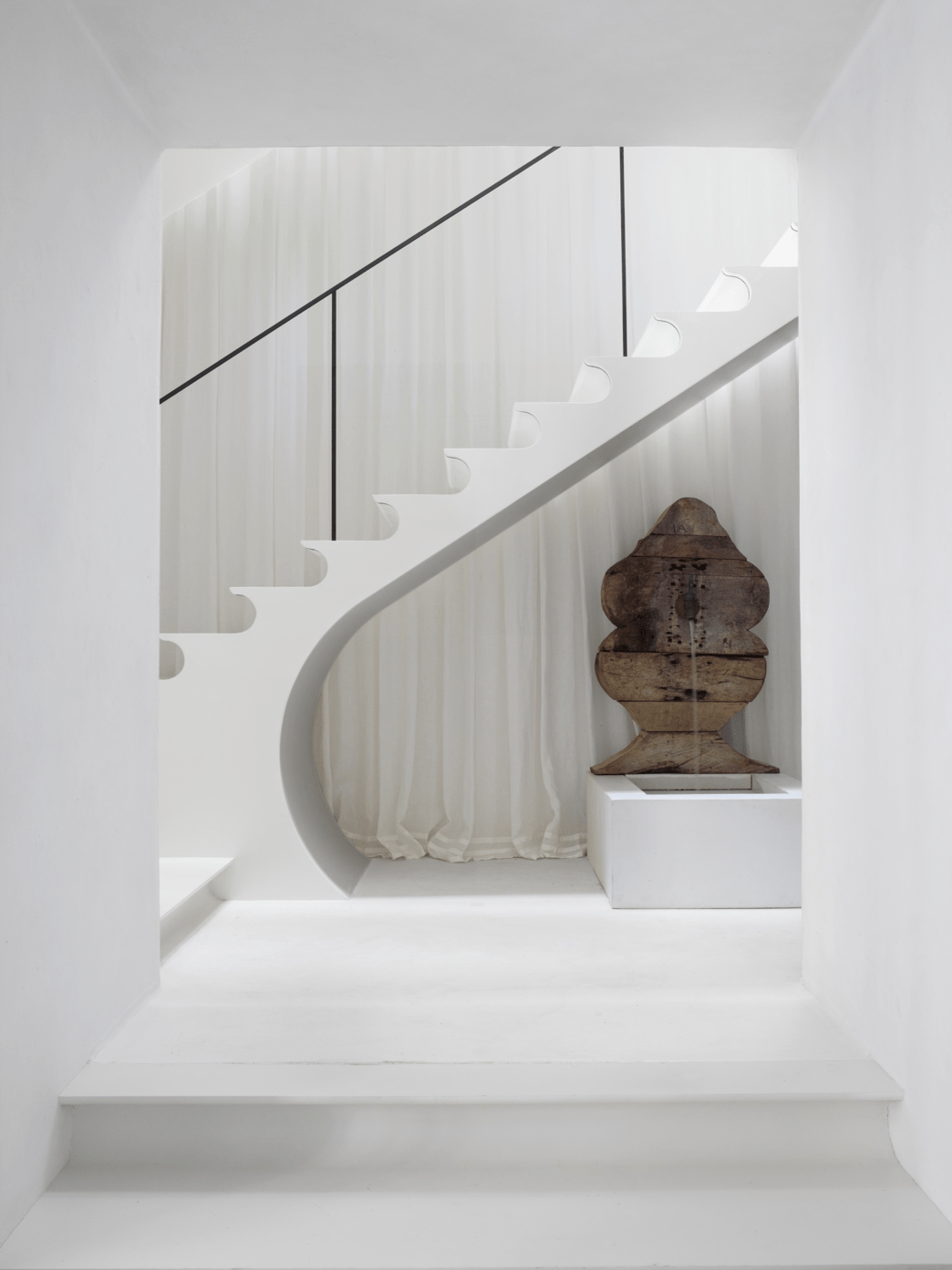 36 Stunning Staircases Ideas Gorgeous Staircase Home Designs   Outside Stair Design For Small House   2 Story   Cement Stair   House Chennai   Residential   Stair Room