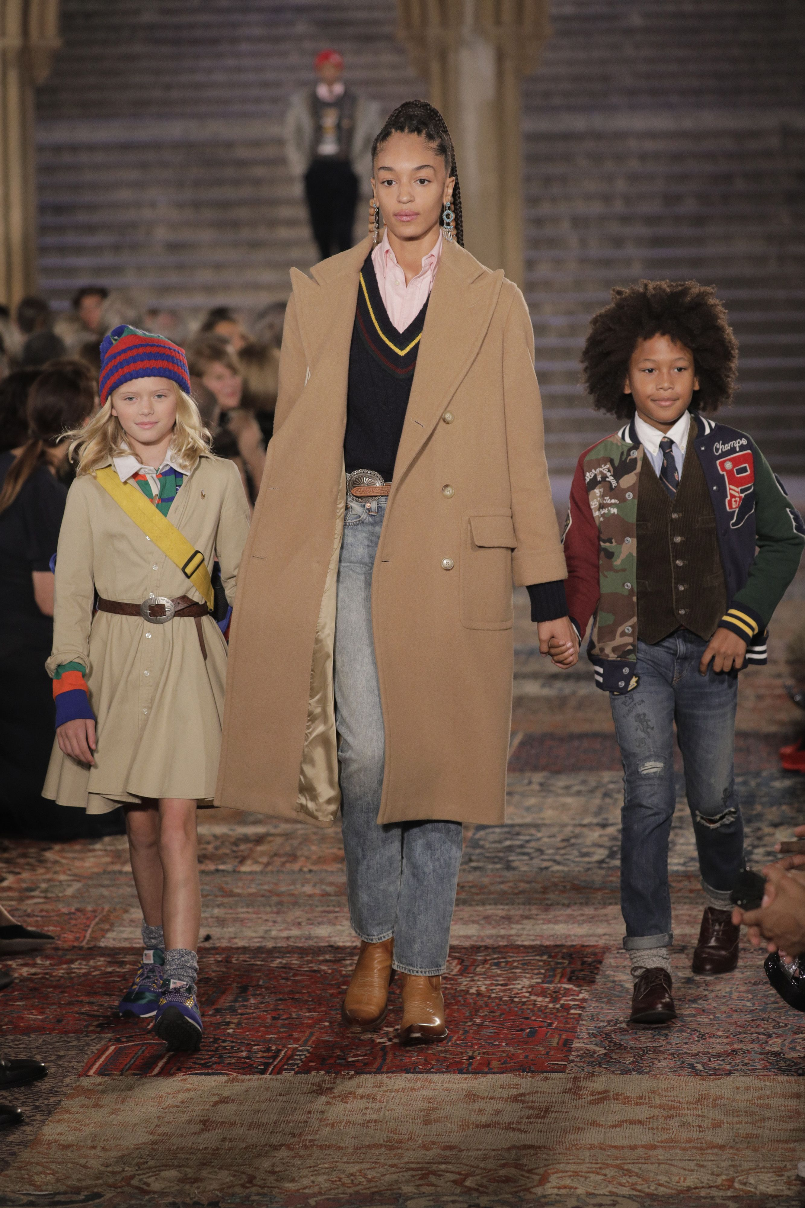 Ralph Lauren Celebrates 50 Years With An Epic