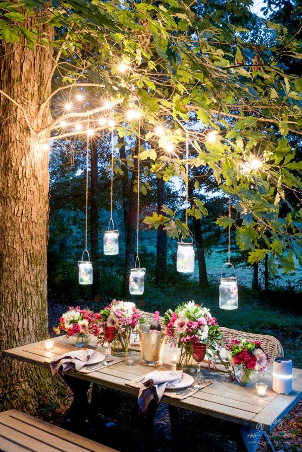 outdoor yard lamps # 20