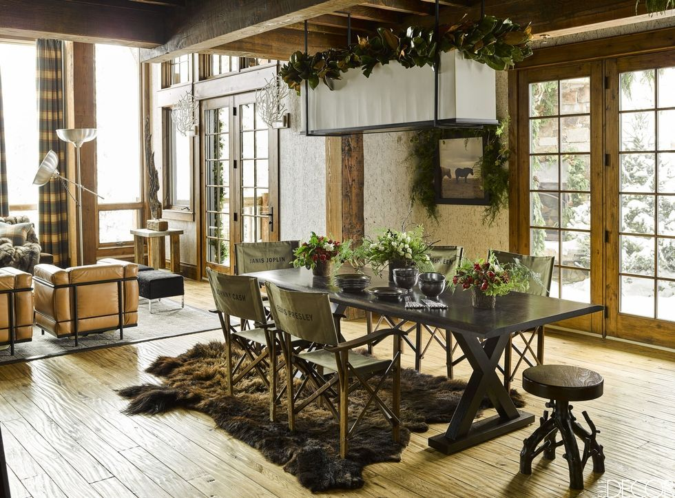 32 Rustic Decor Ideas   Modern Rustic Style Rooms rustic home decor