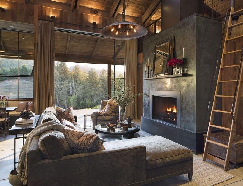 Home Decorating Ideas Living Room Warm Cozy