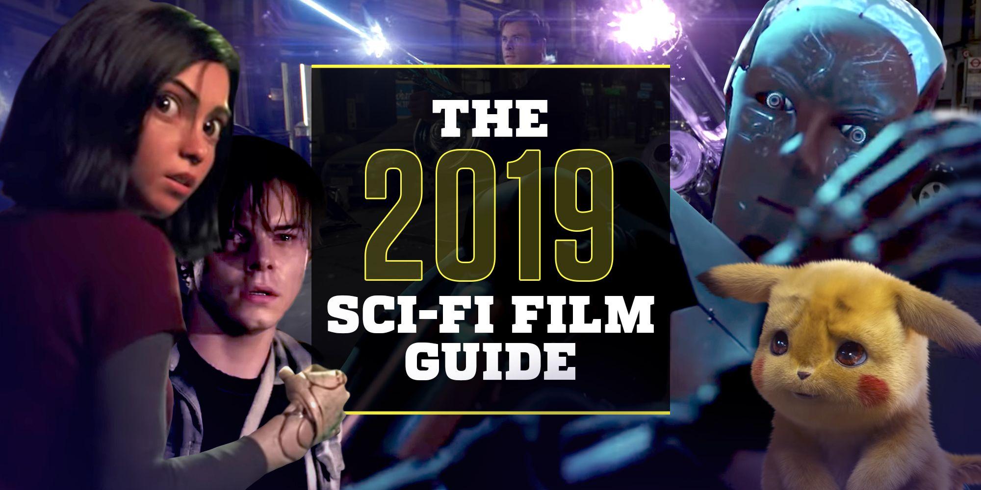 Best Sci-Fi Movies 2019   New Sci-Fi Movies