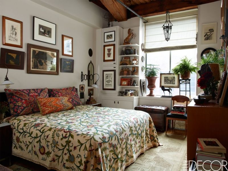 43 Small Bedroom Design Ideas   Decorating Tips for Small Bedrooms