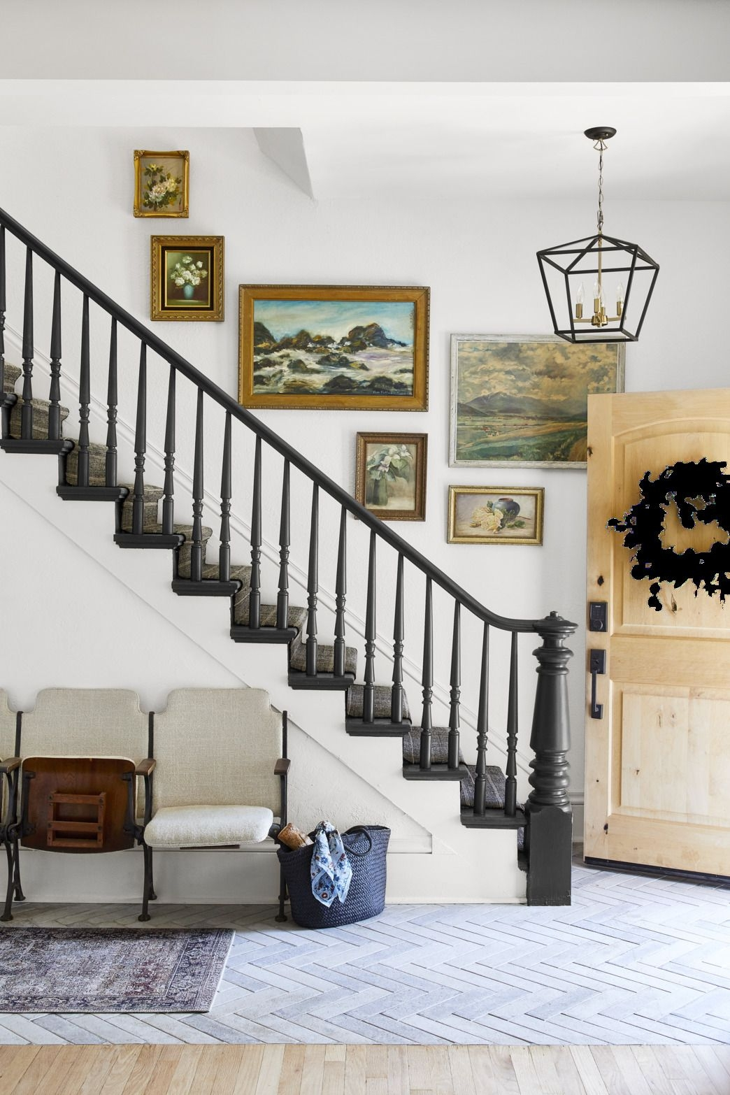 55 Best Staircase Ideas Top Ways To Decorate A Stairway | Stairs In Middle Of Room Interior Design | 3 Story Staircase | House | Middle Hallway | Private Home | Mixed Interior