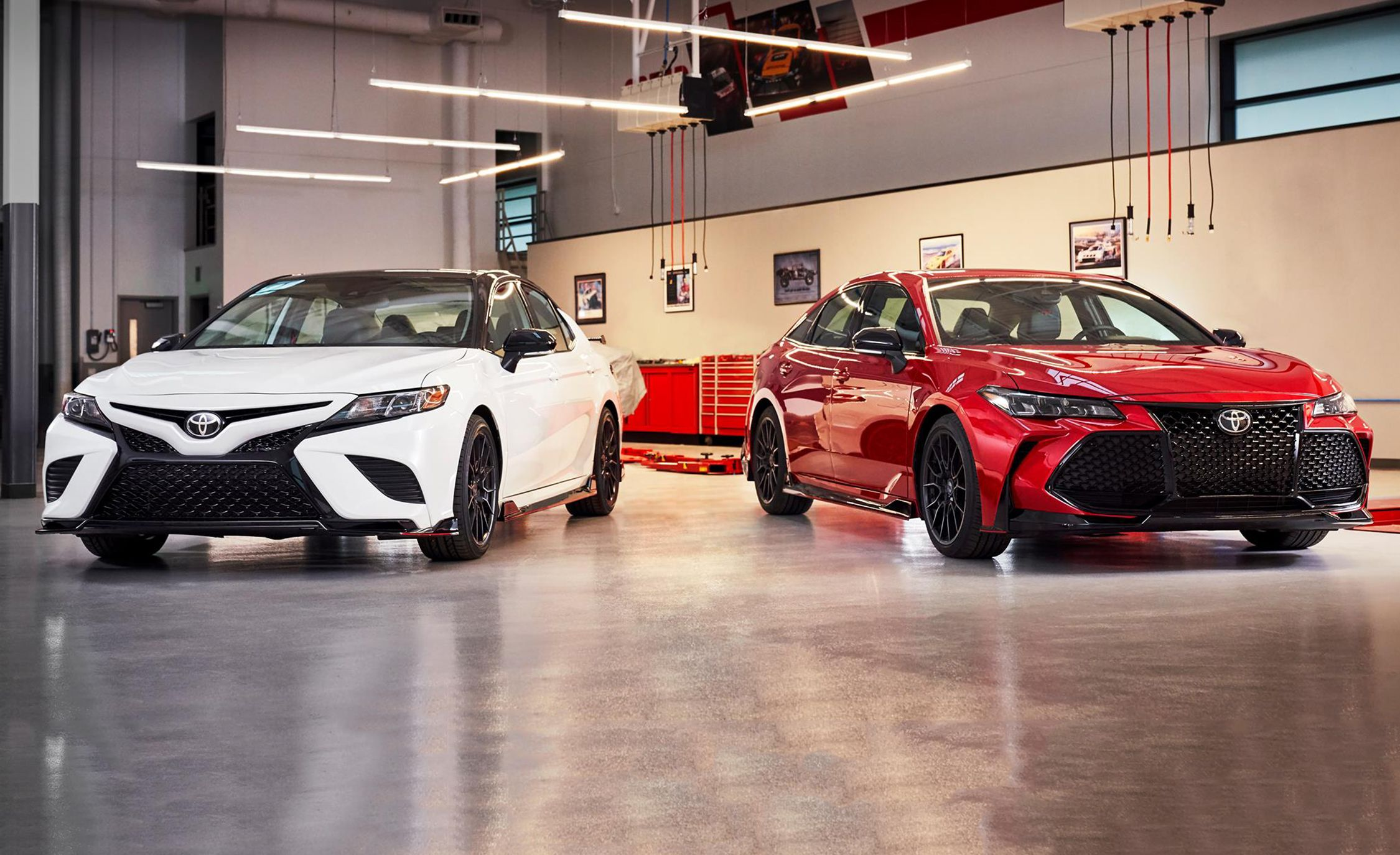 Toyota Camry And Toyota Avalon Gaining High Performance