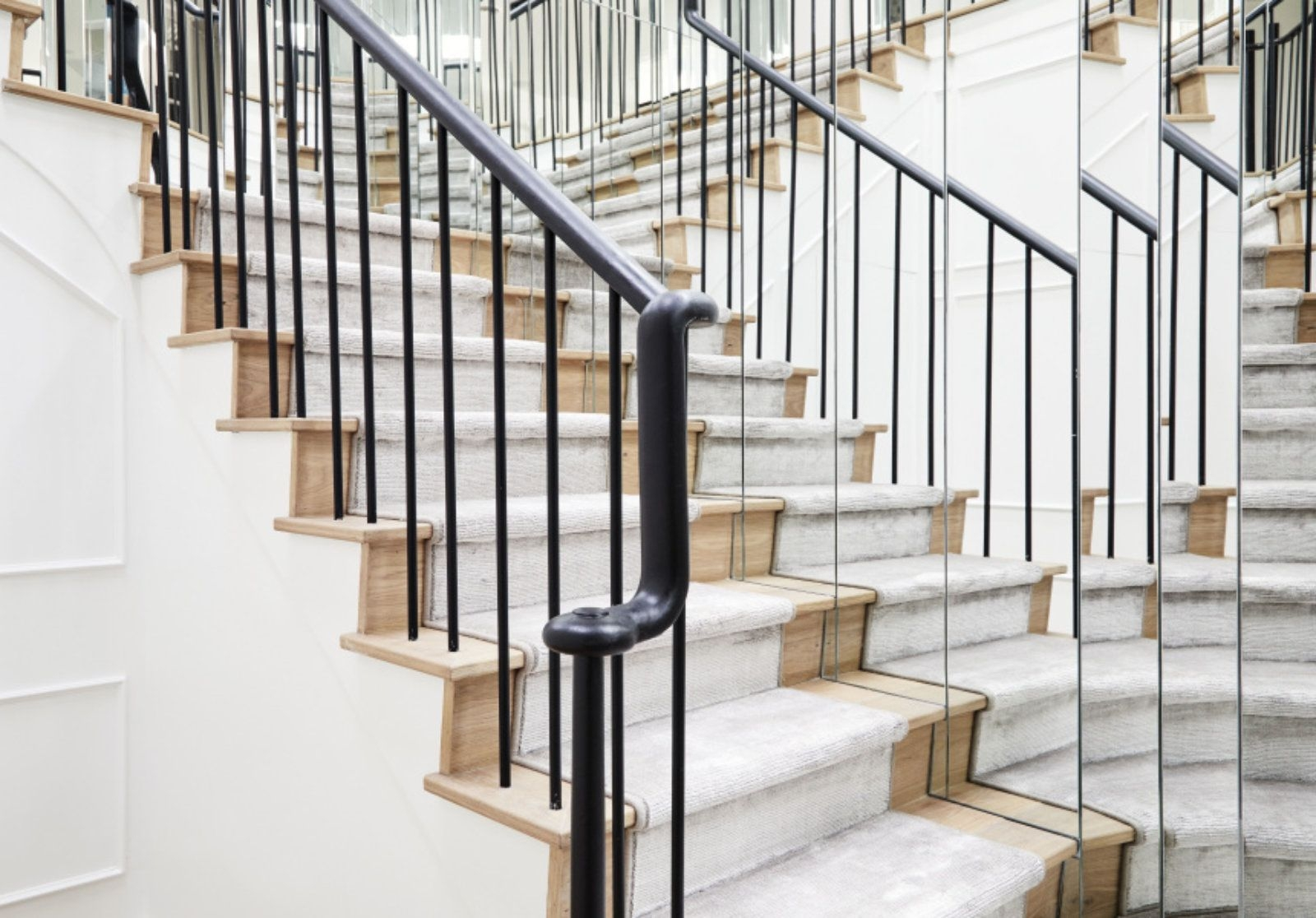 25 Unique Stair Designs Beautiful Stair Ideas For Your House   Steel Design For Stairs   Spiral   Elegant Steel   Architectural Steel   Simple   Stringer