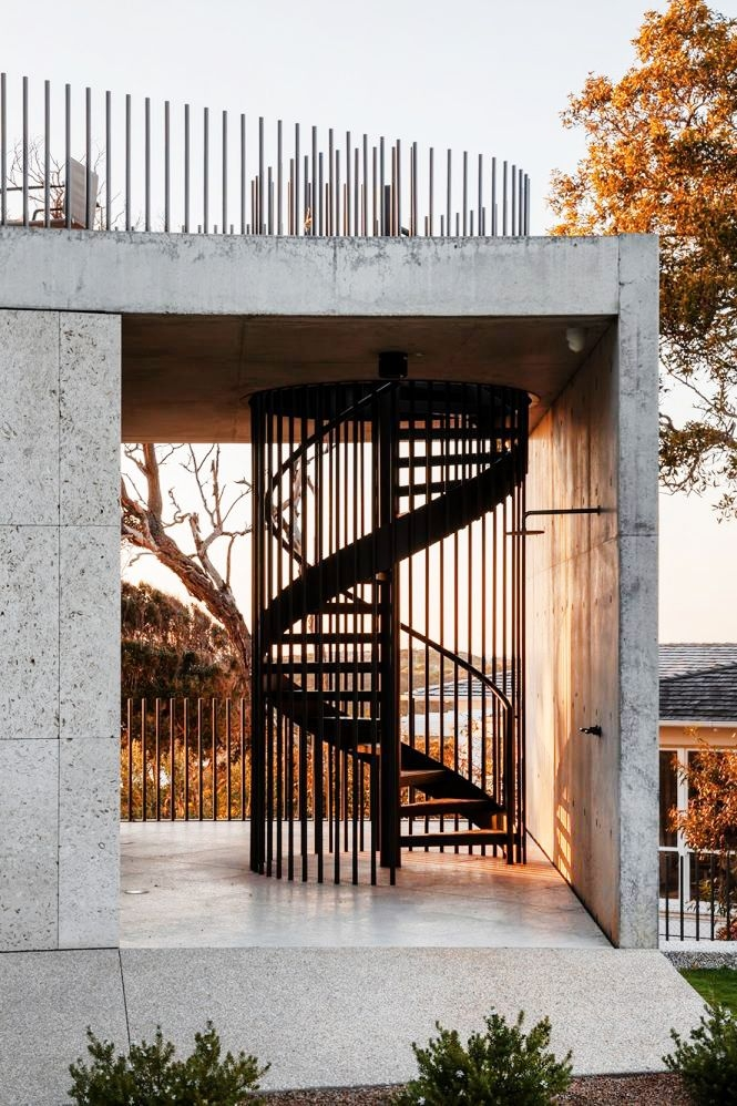 25 Unique Stair Designs Beautiful Stair Ideas For Your House | Outside Entrance Stairs Design | Landscaping | Front Yard Stair | Cool | Upstairs | Simple