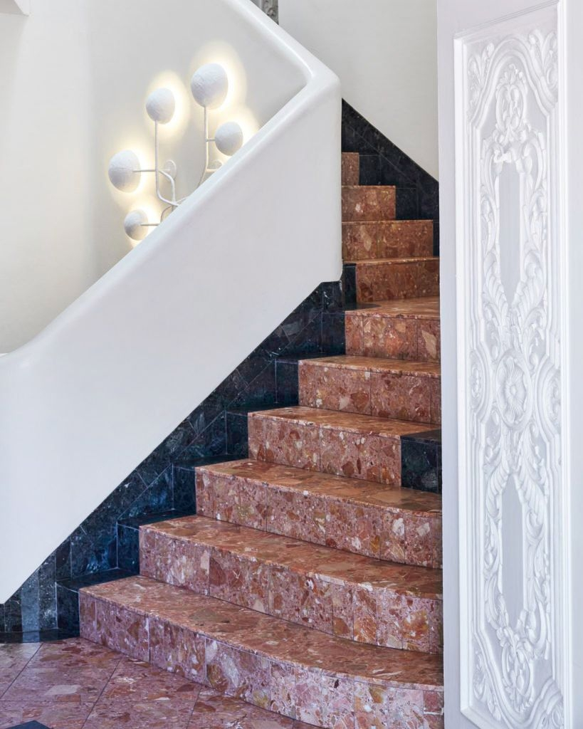 25 Unique Stair Designs Beautiful Stair Ideas For Your House | Staircase Side Wall Designs Tiles | Decorative | Unusual | Wall Painting | Front House | Modern
