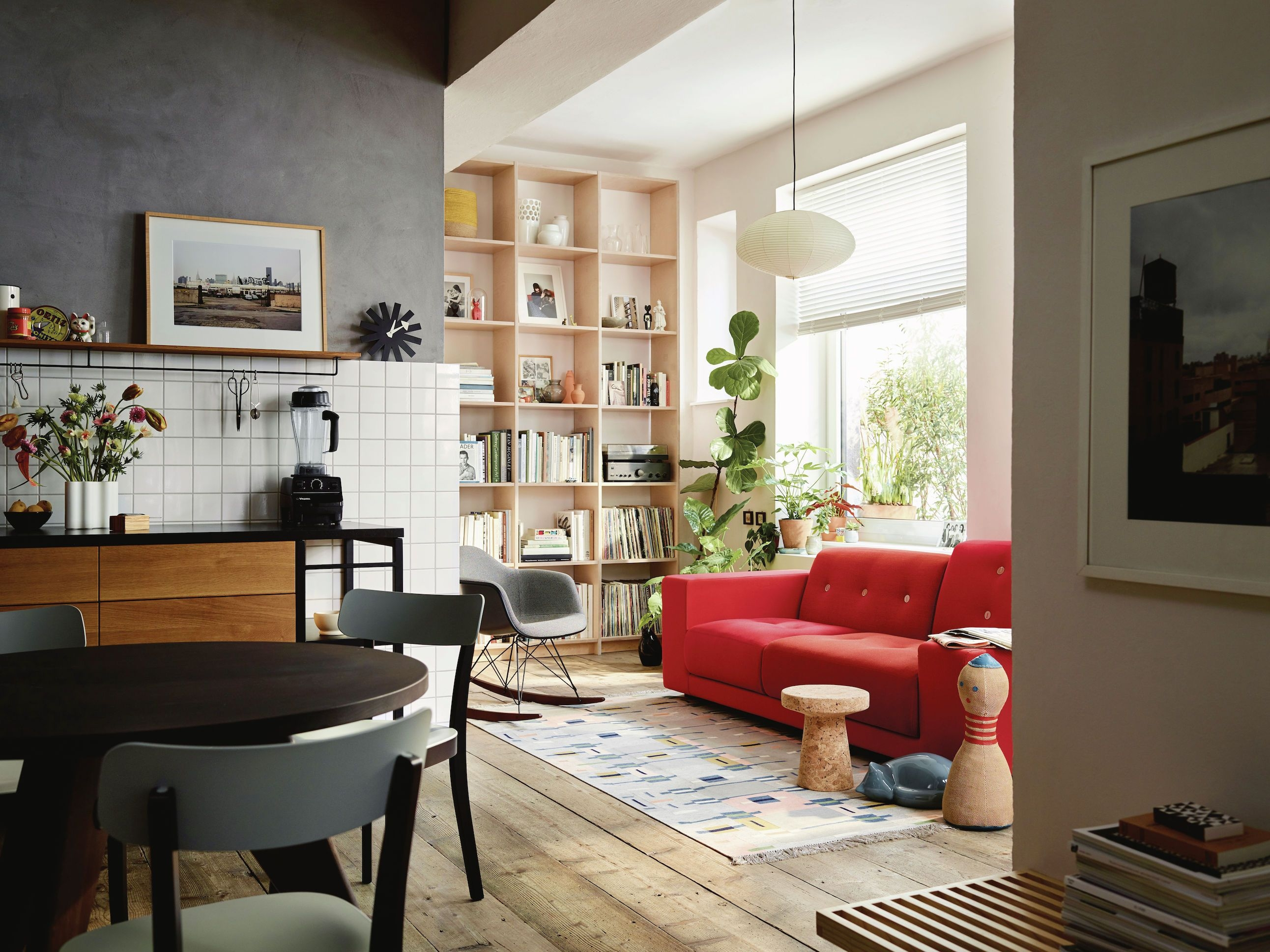 8 Easy Small Room Ideas Compact Living   Partition Of Stairs In Living Room   Lobby   Storage   Open Plan   Divider   Wood Paneling