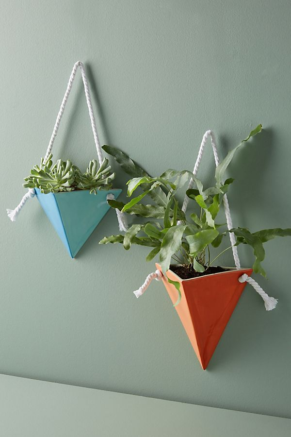 Wall Hanging Plant Pots