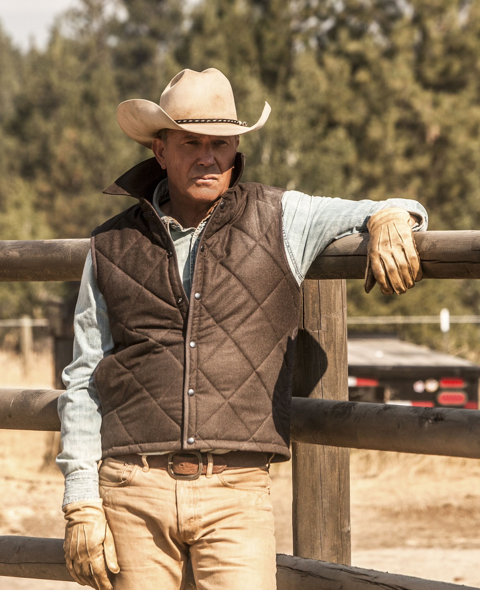 Yellowstone Season 1 Recap Details About Kevin Costner S
