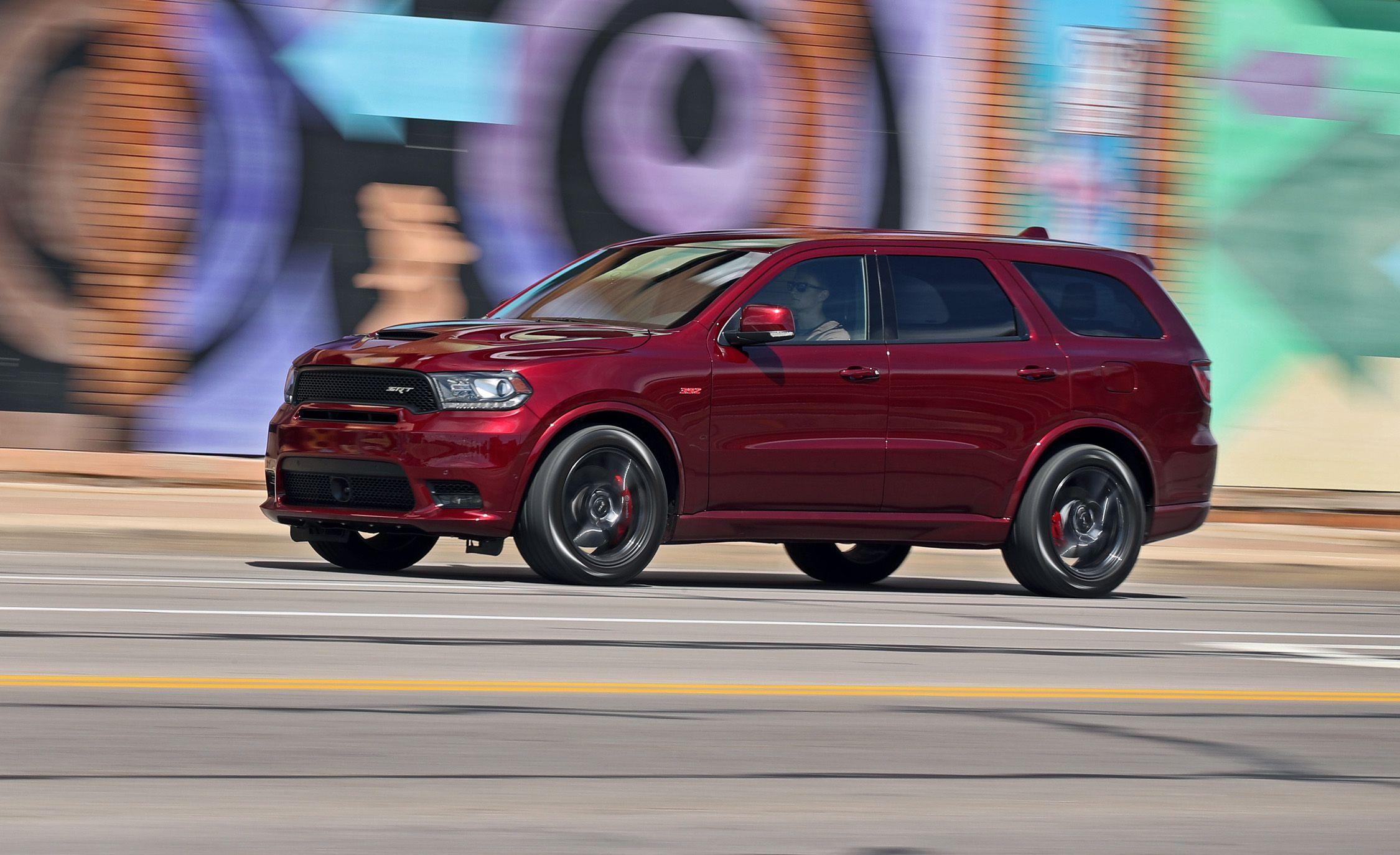 2018 Dodge Durango SRT Test | Review | Car and Driver