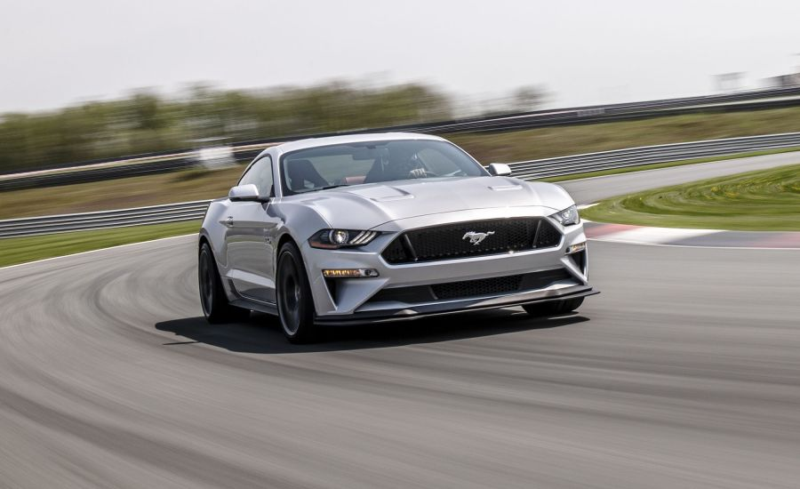 The 2018 Ford Mustang GT Performance Package Level 2 Edges Toward     The 2018 Ford Mustang GT Performance Package Level 2 Edges Toward  Shelbyville   Review   Car and Driver