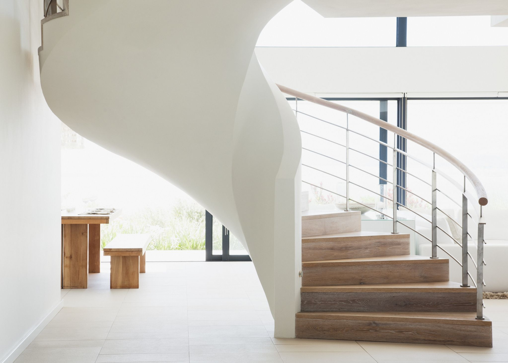 Interior Staircase Design Ideas Repairing Replacing Or Repositioning | Home Interior Stairs Design | Wall | L Shaped | Elegant | American | Creative