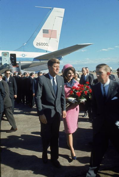 Jackie Kennedy s Pink Suit   JFK Assassination Advertisement   Continue Reading Below