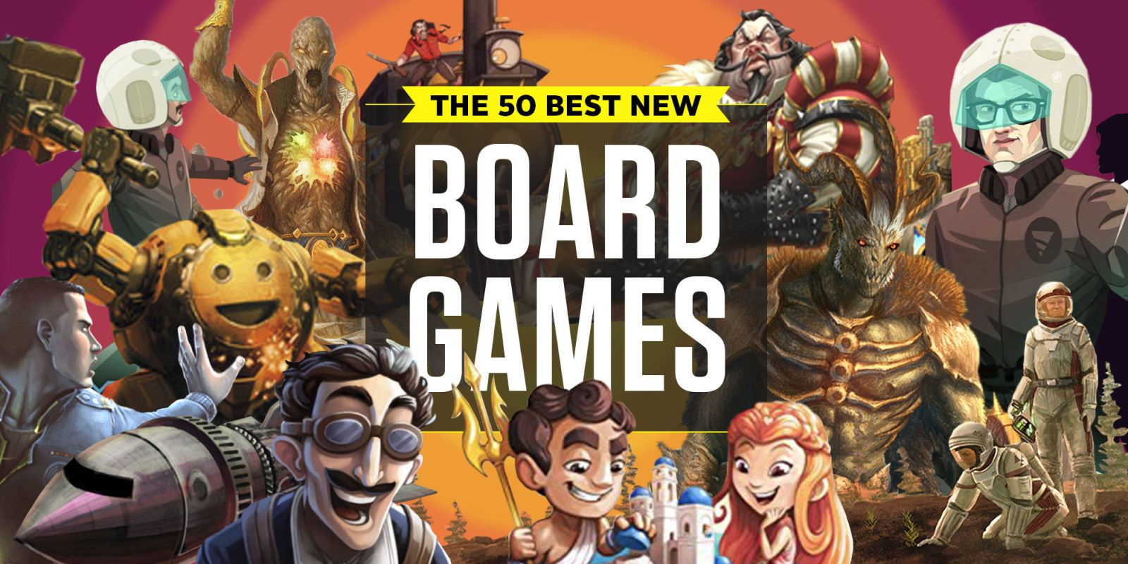 50 Best Board Games of 2018   Best New Adult Board Games Sure  the classic board games like Monopoly  Risk  and Battleship are still  great fun  But the number of new games has exploded in the last several  years as