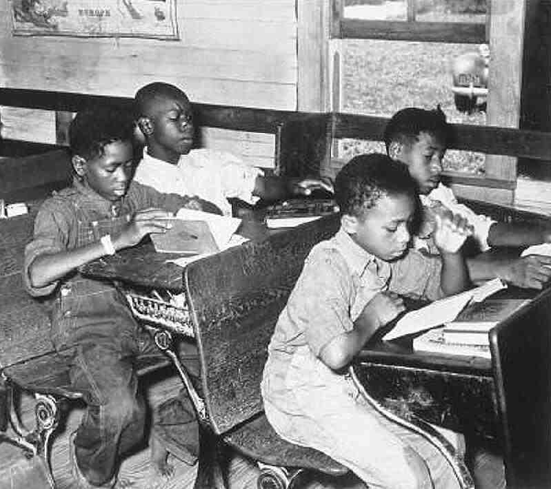 Civil Rights Segregated Schools