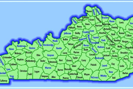 interior map county kentucky » Full HD MAPS Locations - Another ...