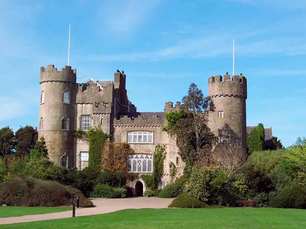Best Castles Near Dublin Historic European Castles