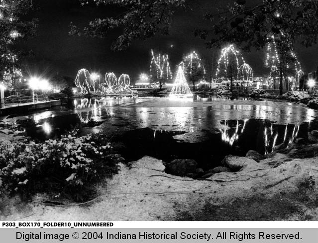 Christmas Lights Zoo Indianapolis